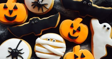 McKinney's Halloween Biscuits Image 2