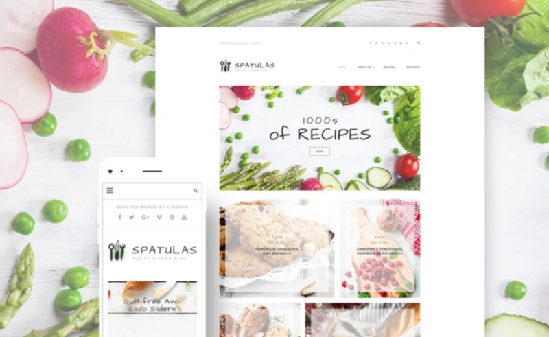 How to Launch Your Food Blog Today