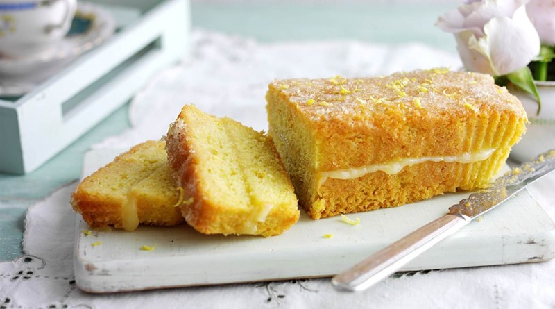 Luscious Lemon Loaf