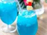 Blue Hawaiian Recipe Baking Beauty