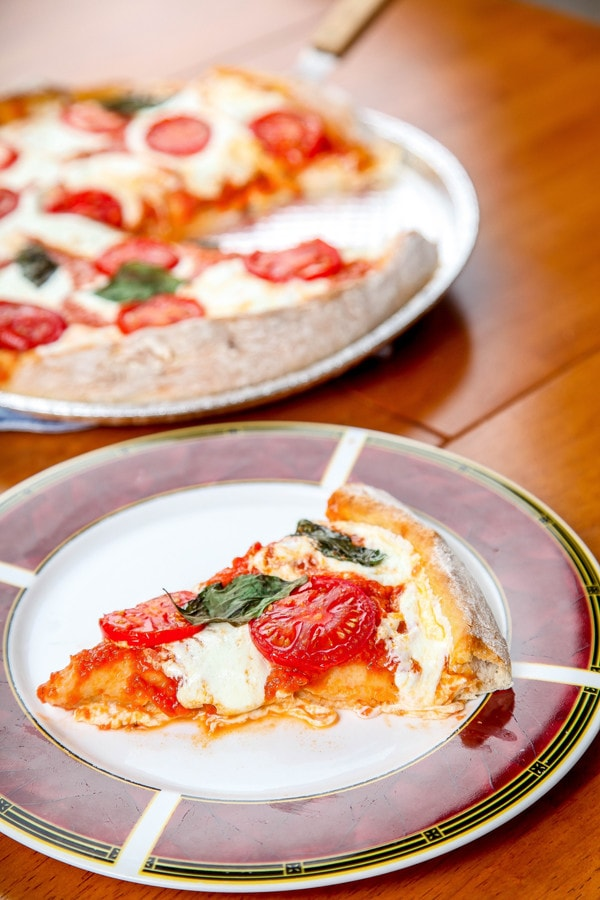 Pizza Margherita Recipe - Baking Beauty