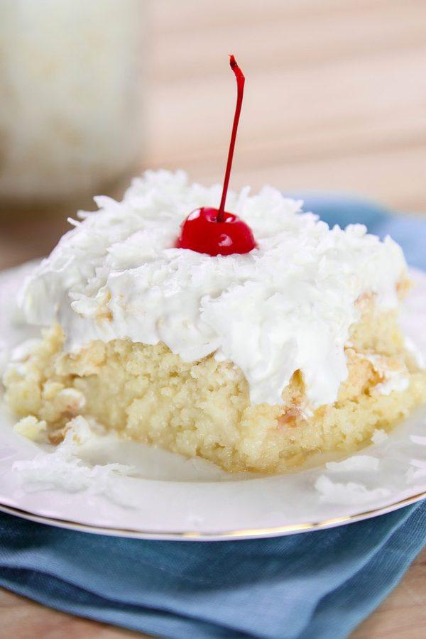 Easy Cake Recipes Banana