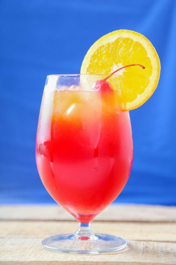 The Best Hurricane Cocktail Recipe  Baking Beauty