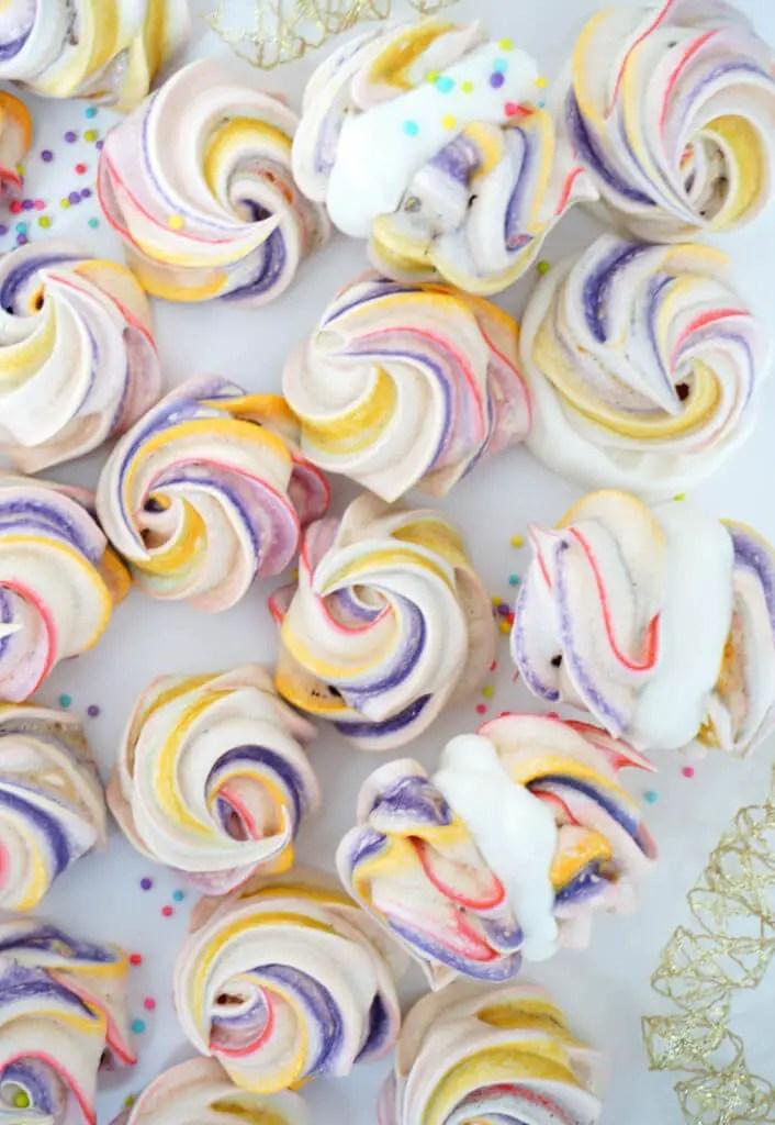Never Fall In Love Wallpaper Sweet Little Rainbow Meringues Baking For Friends