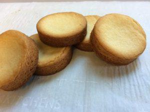 Tarte Tatin - Christophe Michalak: Ready Shortbread Cookies