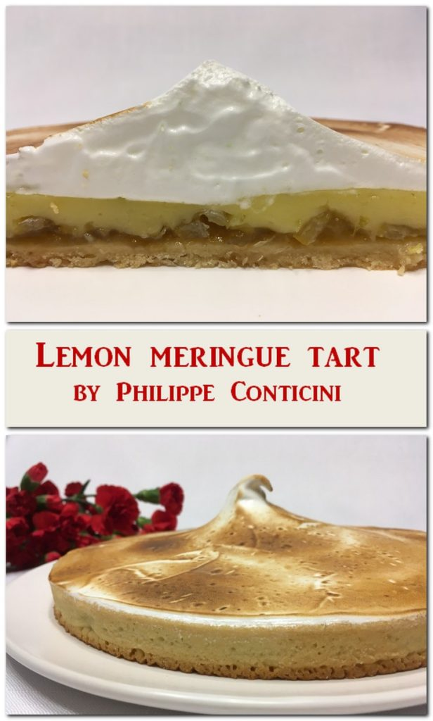 Lemon meringue tart - Pin2
