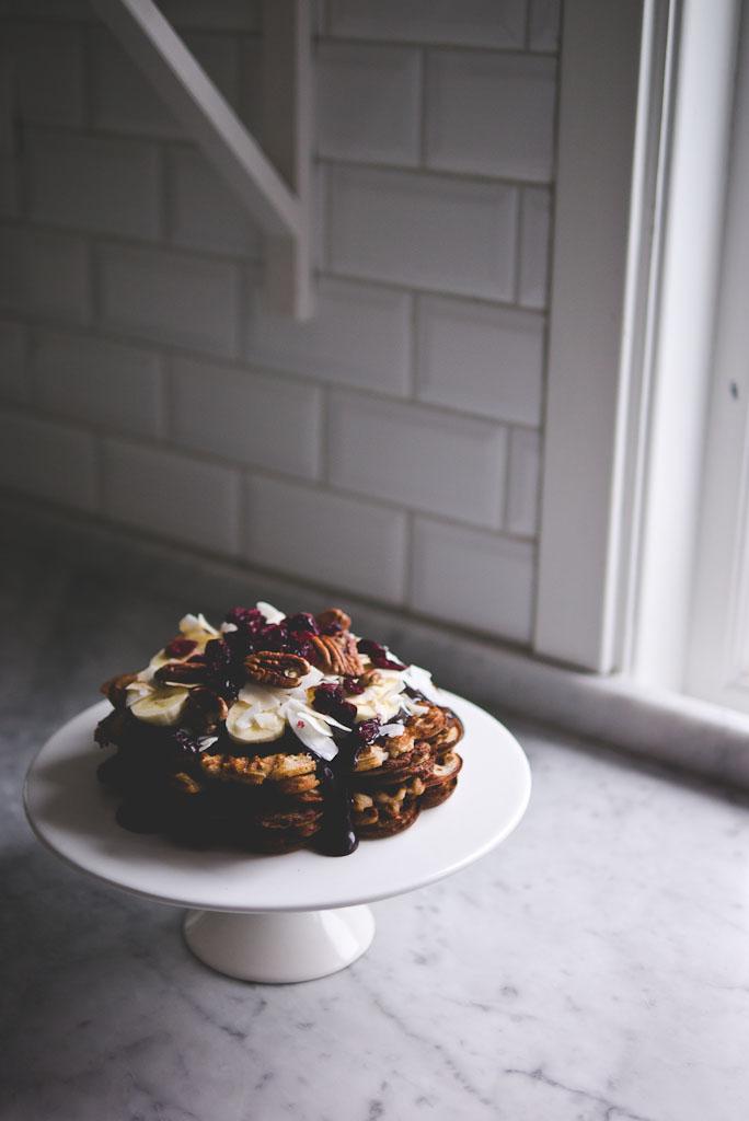 buckwheat waffles-13