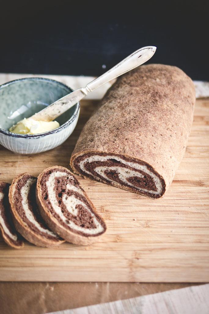 gluten free marble rye bread-6