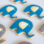 Elephant Sugar Cookies and Patience