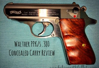 Walther PPK .380 Review