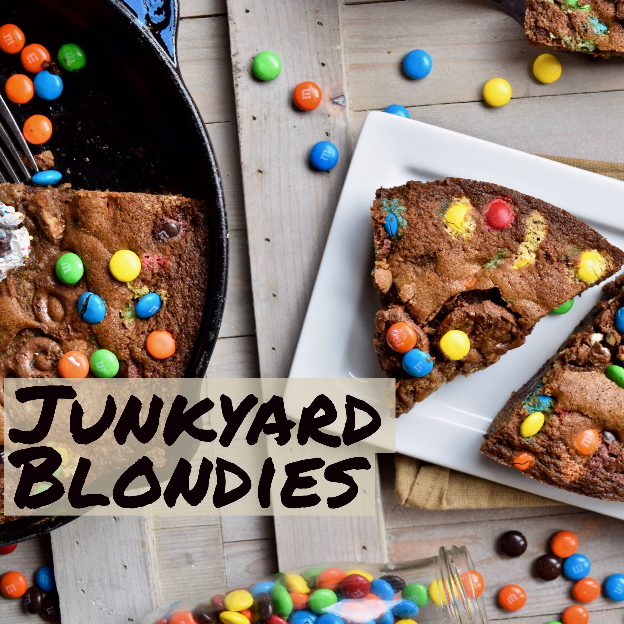 Junkyard Blondies