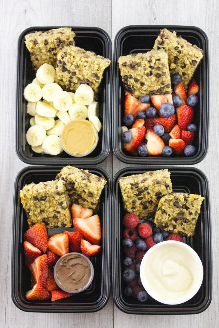 Meal Prep Ideas for Breakfast To-Go | Baking You Happier