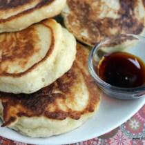 Pannenkoeken, nationale pannenkoekendag, drie in de pan, recept drie in de pan, Nationale Pannenkoekendag 2014, Drie in de pan met stroop