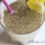 Happy Hour: Chia Fresca