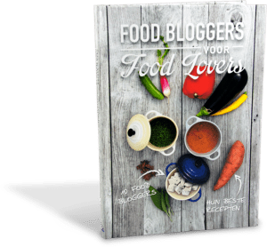 foto boek Food Bloggers voor Food Lovers
