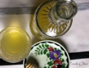 Oud Romeinse Wijn Mulsum in een bokaal