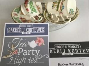 high tea cadeaubon