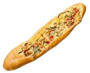 Paprika stok brood 60 cm
