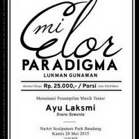 Mi Celor Paradigma Bandung