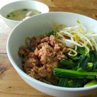 Agoy Mie Ayam Bangka, Tebet Barat Dalam