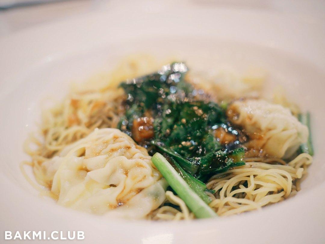 HK Roast Noodle