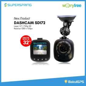 Dash Camera Super Spring