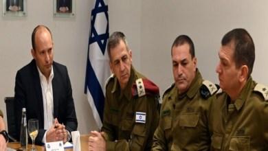 صورة تحسباً لأي تصعيد.. كوخافي يلغي جلسة مشاورات لضباط جيش الاحتلال