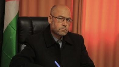 صورة قيادي بالجهاد: نأخذ تهديدات الاحتلال على محمل الجد لكنها لا تخيفنا