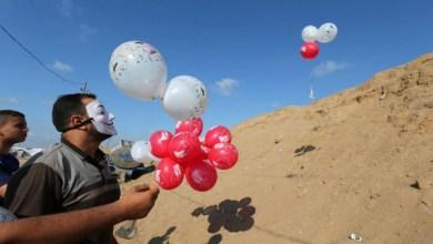 صورة جيش الاحتلال يبتكر نظاماً لكشف واعتراض البالونات من قطاع غزة
