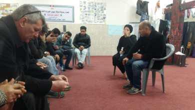 صورة بالصور : المخرج مصطفي النبيه يستعد لعرض مسرحيته التي تناقش قضية من أخطر قضايا المجتمع
