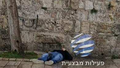 صورة شهيد برصاص الاحتلال بالقدس المحتلة