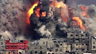 صورة الاحتلال يواصل عدوانه على قطاع غزة وسرايا القدس ترد