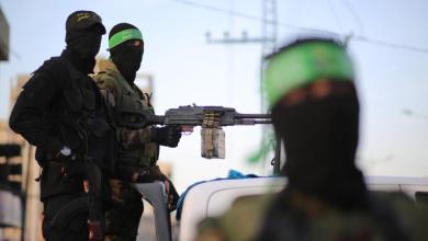 """صورة مصادر: فصائل المقاومة بغزة تستعدّ للردّ على """"الضم"""""""