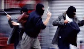 صورة فيديو .. سطو مسلح على محل مجوهرات غرب سلفيت
