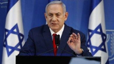 صورة نتنياهو: لم أتنازل عن ضم 30% من الضفة الغربية