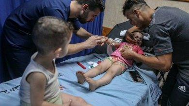 صورة إصابات في قصف الاحتلال لعدة مواقع في قطاع غزة