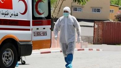 """صورة الصحة بغزة: تسجيل 9 وفيات و437 مصابًا جديدًا بفيروس """"كورونا"""""""