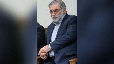 صورة اغتيال عالم نووي إيراني برصاص مجهولين في طهران