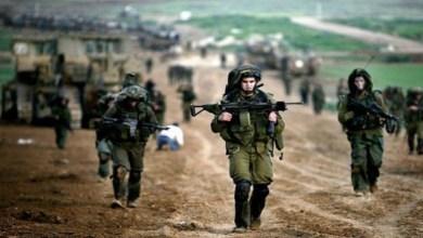 صورة قوات الاحتلال تجري تدريبات عسكرية بالأغوار الشمالية