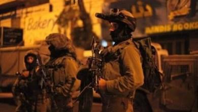 صورة الاحتلال يعتقل 10 مواطنين من الضفة