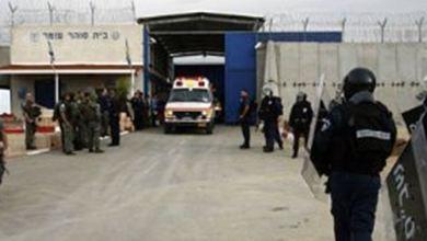 صورة ارتفاع عدد الأسرى المصابين بكورونا في سجن جلبوع لـ73