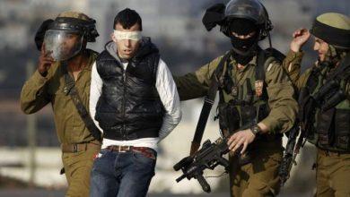 صورة الاحتلال يعتقل ثلاثة مواطنين من جنين