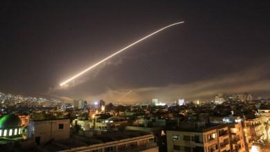 صورة الدفاعات الجوية السورية تتصدى لعدوان إسرائيلي على ريف حماة