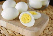 صورة ما فوائد البيض المسلوق وعلاقته بفقدان الوزن