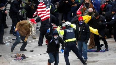صورة مقتل 4 أشخاص خلال احتجاجات في واشنطن