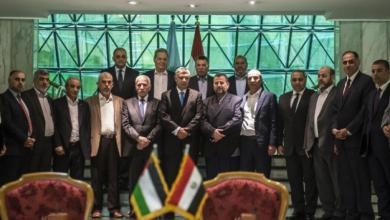 صورة فصائل فلسطينية تتلقى دعوة مصرية للمشاركة في جلسات الحوار الوطني