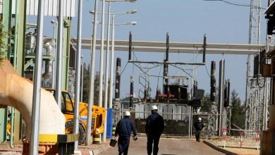 صورة تعطل مفاجئ لمحطة تحويل الكهرباء بغزّة