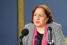 """صورة وزيرة الصحة: 15 وفاة و512 إصابة جديدة بفيروس """"كورونا"""" و1117 حالة تعاف"""