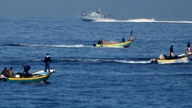 صورة الاحتلال يقرر تقليص مساحة الصيد في بحر قطاع غزّة إلى 9 أميال