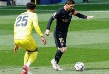 صورة جريزمان يقود برشلونة لوصافة الليجا بثنائية ضد فياريال